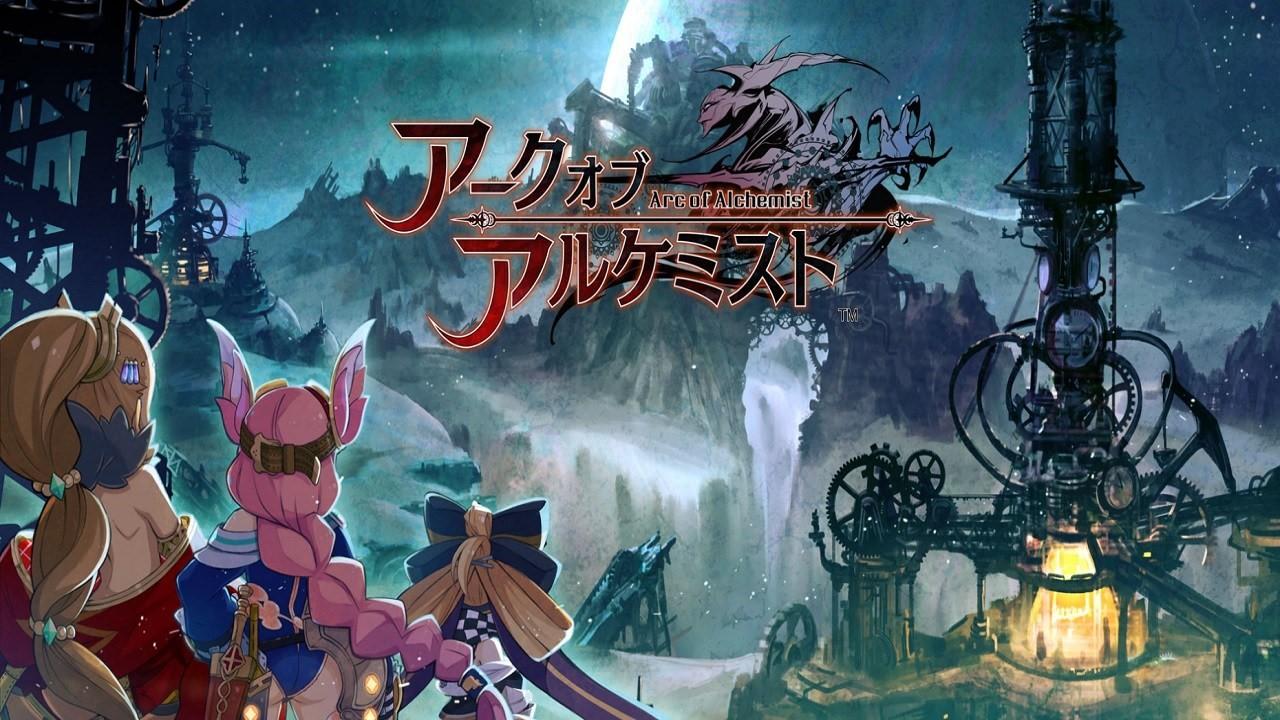Compile Heart anuncia o RPG de ação Arc of Alchemist para o Nintendo Switch