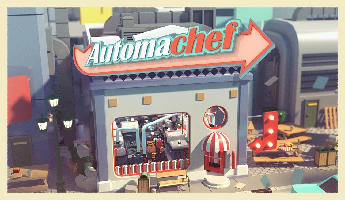[Switch] Jogo de puzzle de culinária Automachef ganha novo trailer e data de lançamento
