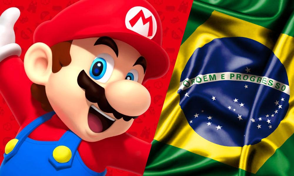 Nintendo Brasil abre conta no Instagram