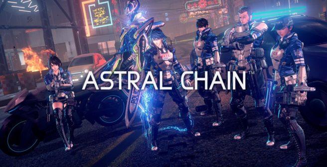 Astral Chain – PlatinumGames mostra alguns conceitos iniciais dos Legions