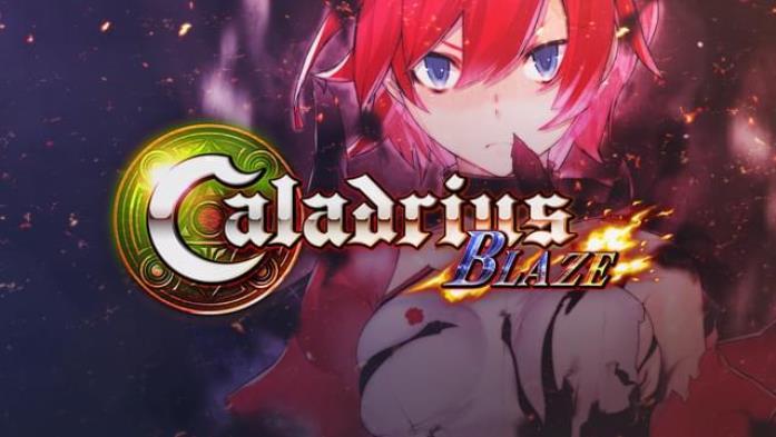 H2 Interactive anuncia o shoot 'em up Caladrius Blaze para o Nintendo Switch, lançamento mundial em julho