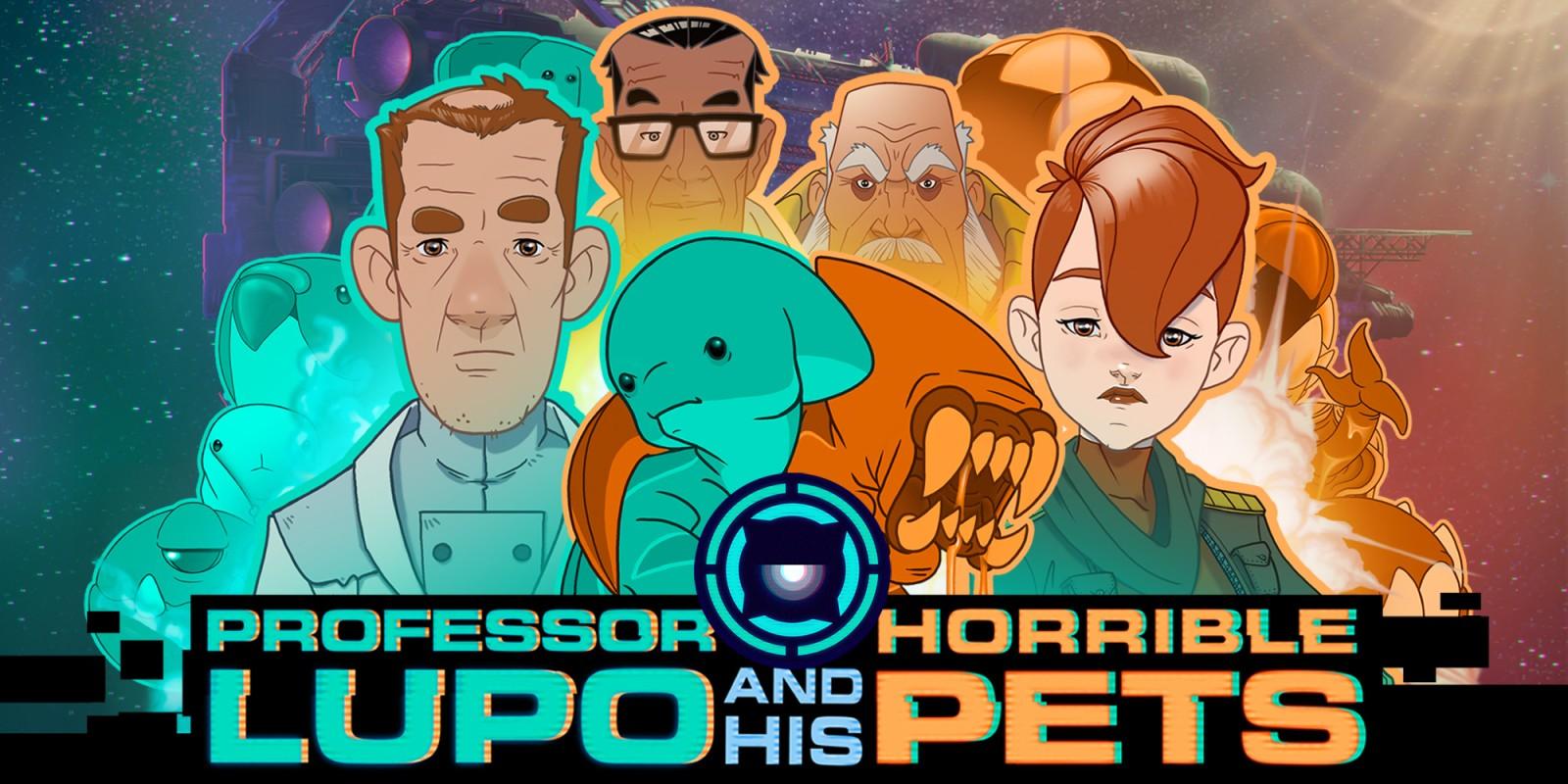 [Switch] Professor Lupo and his Horrible Pets ganha data de lançamento