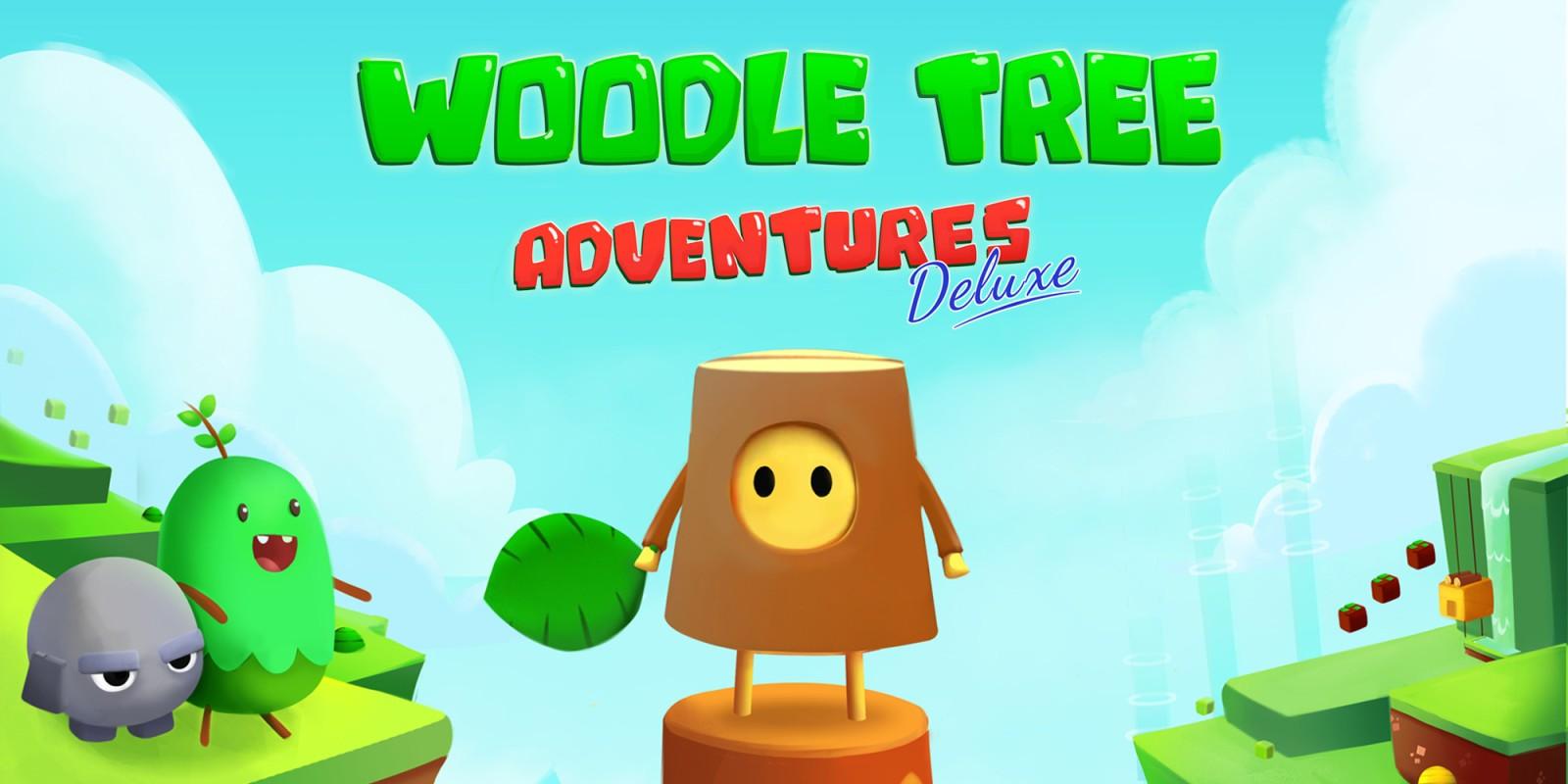 Woodle Tree Adventures vendeu 100 mil cópias no Nintendo Switch, Woodle Tree 2: Deluxe vindo no próximo mês