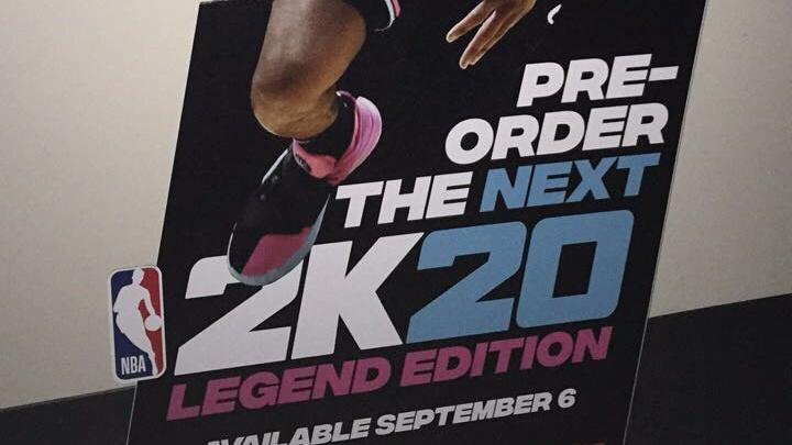 NBA 2K20 supostamente vazado e vindo para o Nintendo Switch
