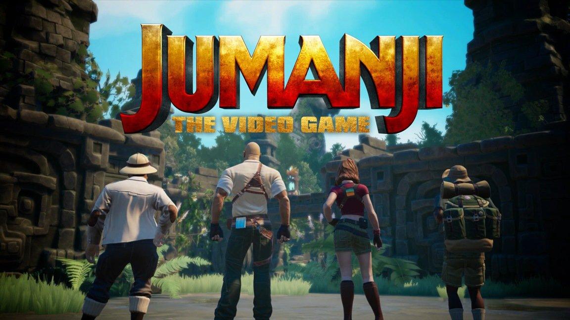 Outright Games anuncia JUMANJI: The Video Game para o Nintendo Switch