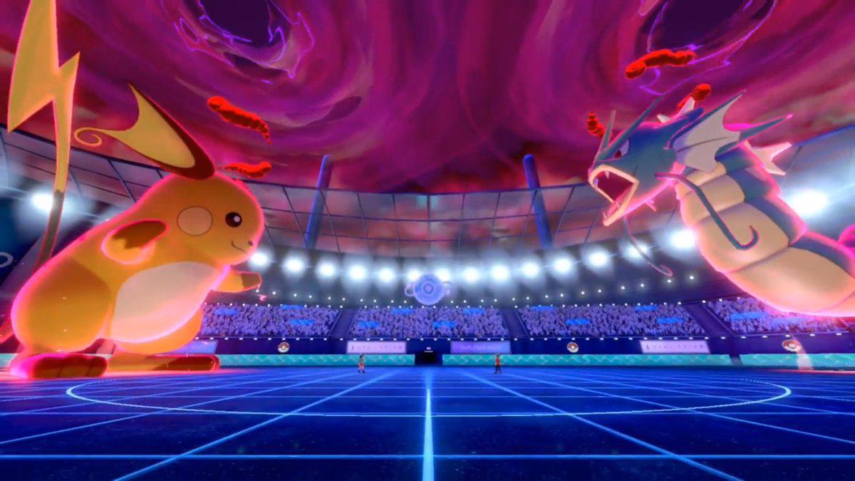 Pokémon Sword/Shield – Nova mecânica Dynamax é introduzida aos jogos