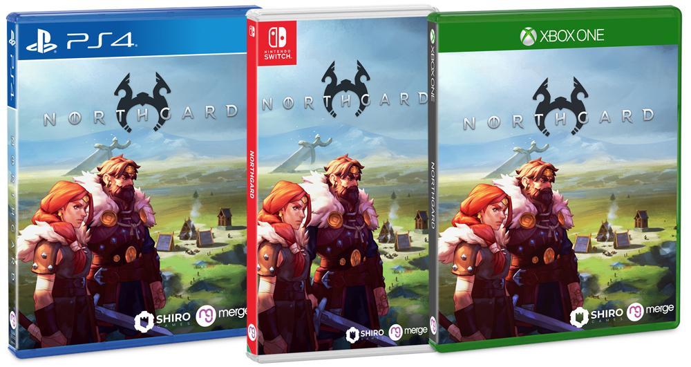 [Switch] Jogo de estratégia em tempo real Northgard terá mídia física pela Merge Games