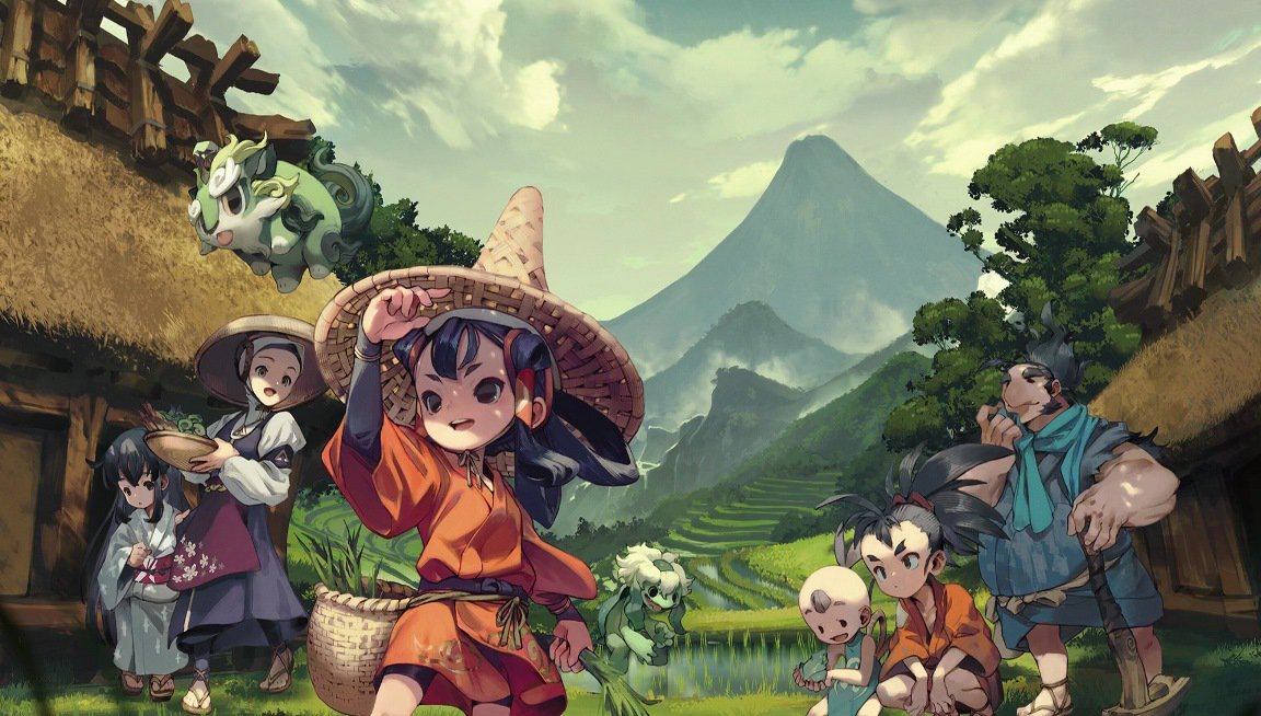 XSEED Games anuncia o jogo de ação e simulação de cultivo de arroz Sakuna: Of Rice and Ruin para o Nintendo Switch