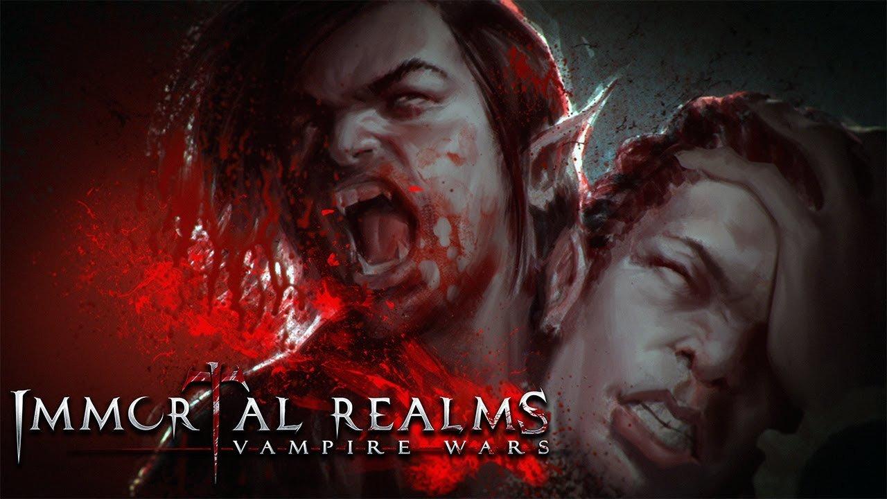 Kalypso Media anuncia o jogo de estratégia Immortal Realms: Vampire Wars para o Nintendo Switch