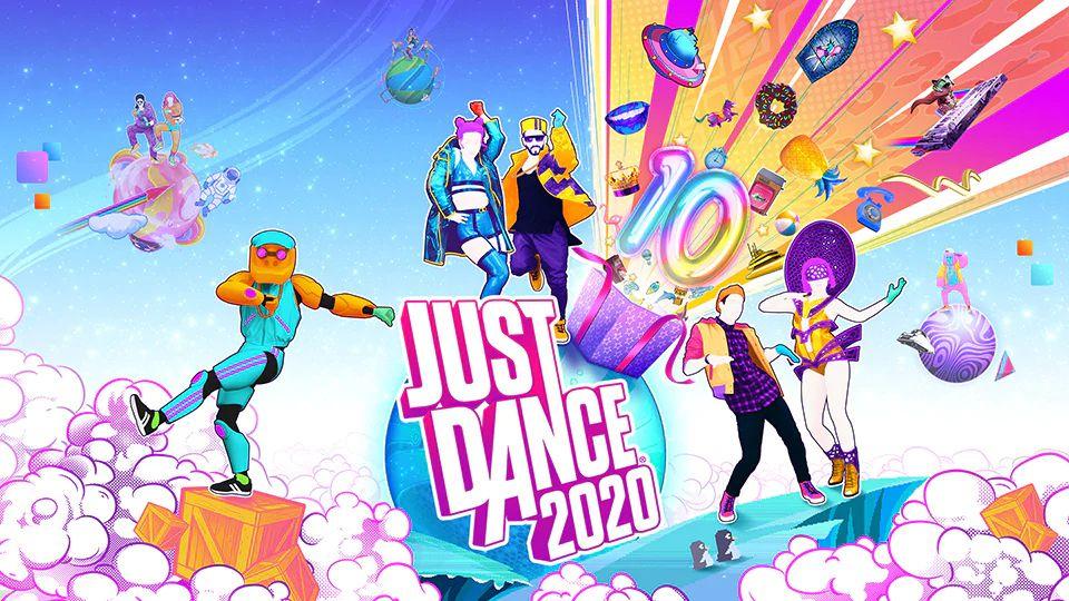 Ubisoft anuncia Just Dance 2020 para o Nintendo Switch e Wii