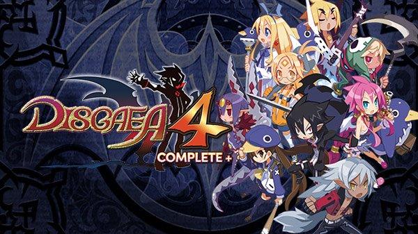 [Switch] Confira o primeiro gameplay de Disgaea 4 Complete+