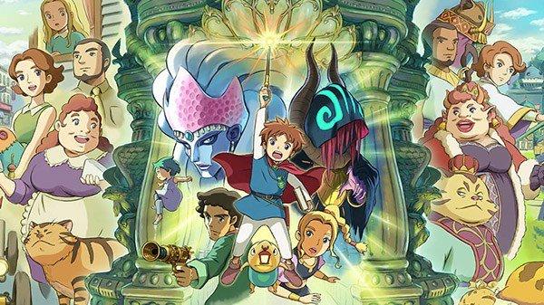 Bandai Namco anuncia oficialmente port de Ni no Kuni: Wrath of the White Witch para o Nintendo Switch; Trailer
