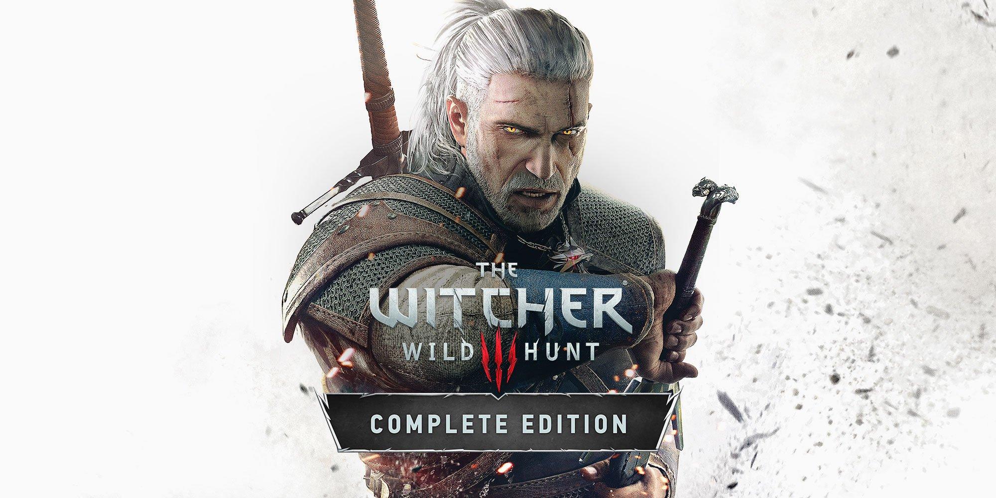 The Witcher 3: Wild Hunt Complete Edition é anunciado para o Nintendo Switch