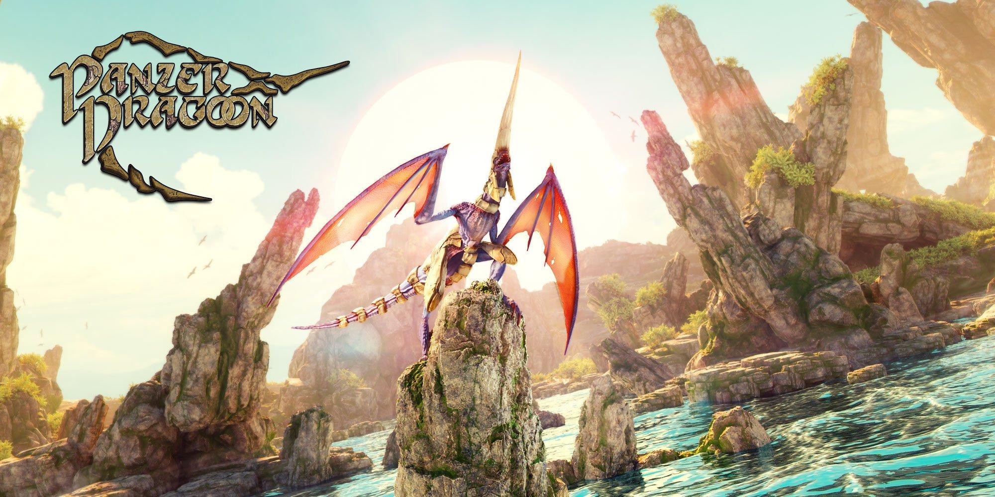Forever Entertainment anuncia remake de Panzer Dragoon para o Nintendo Switch