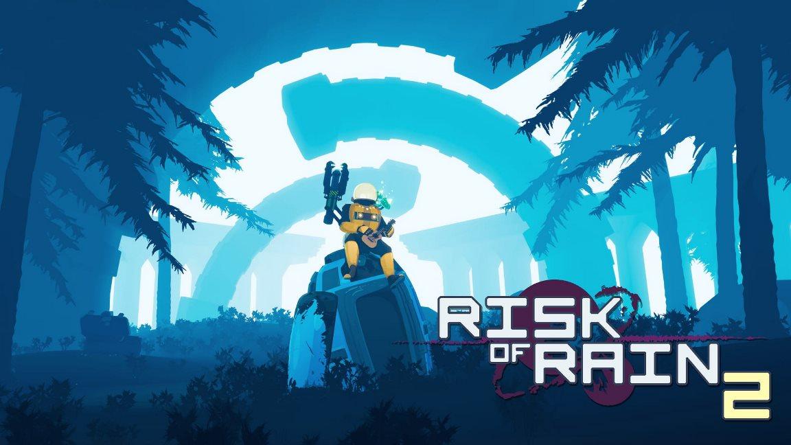 Risk of Rain 2 possivelmente vindo para o Nintendo Switch