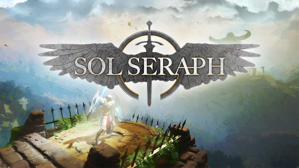 SEGA e ACE Team anunciam SolSeraph para o Nintendo Switch, jogo chega no próximo mês