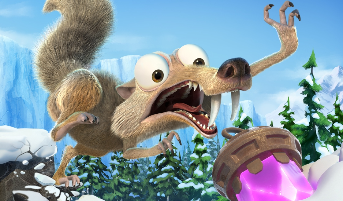 Outright Games anuncia Ice Age: Scrat's Nutty Adventure para o Nintendo Switch; Screenshots