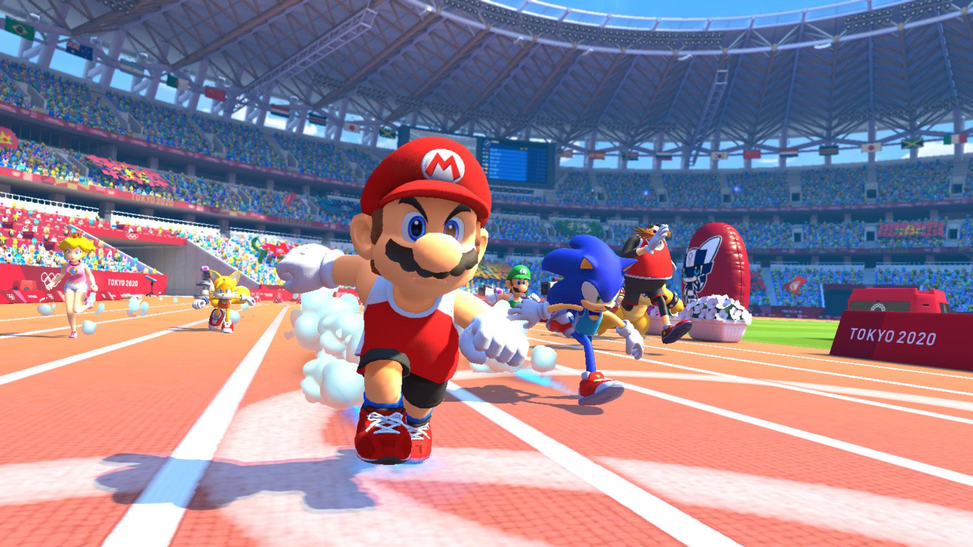 SEGA e Atlus anunciam a line-up de jogos para a E3 2019, Mario & Sonic at the Olympic Games Tokyo 2020 estará presente