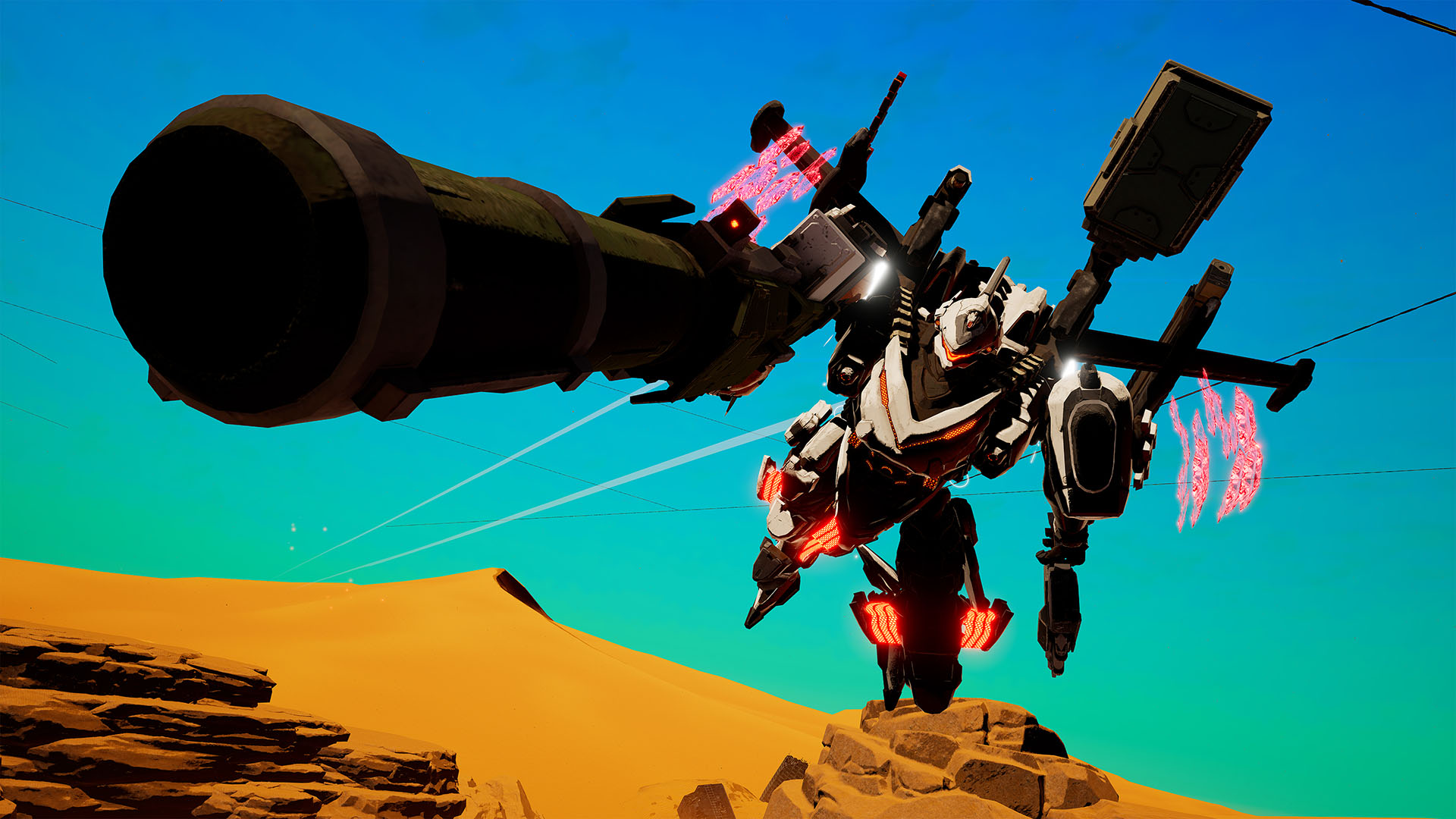 Desenvolveres de Daemon X Machina confirmam melhorias na taxa de quadros do jogo após feedback dos jogadores