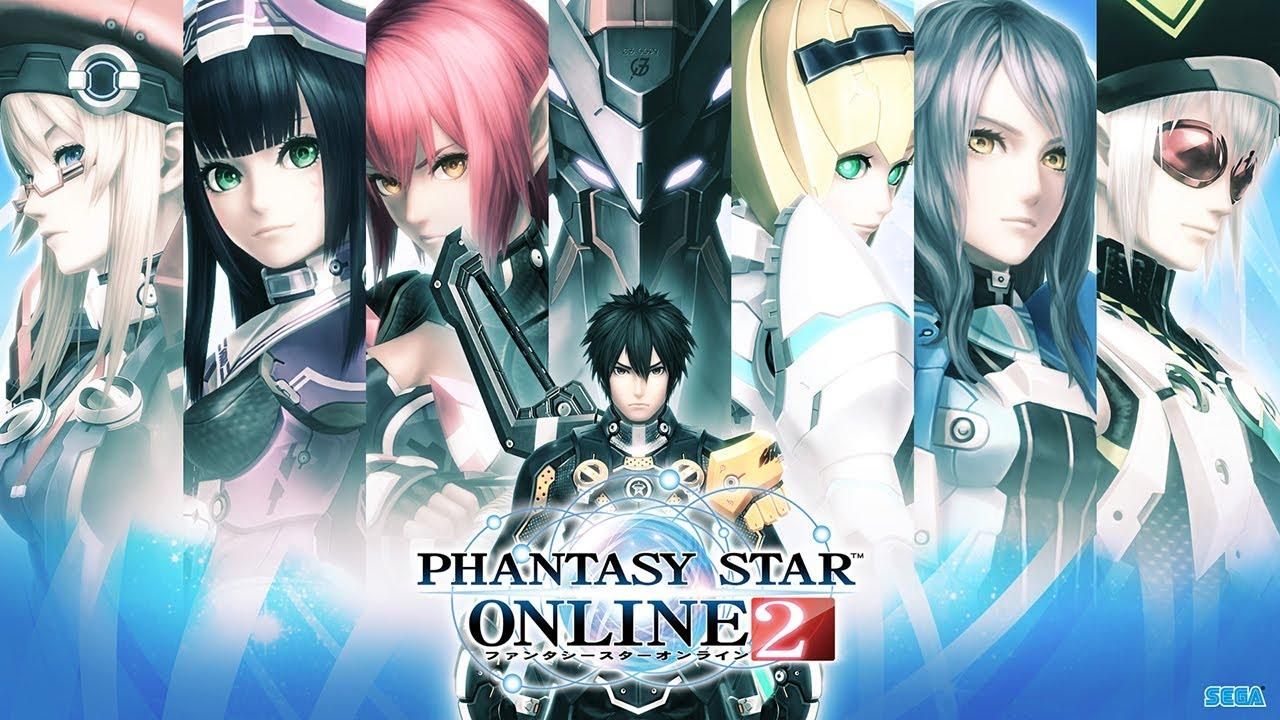 Phil Spencer da esperanças de que Phantasy Star Online 2 para o Switch pode chegar ao Ocidente