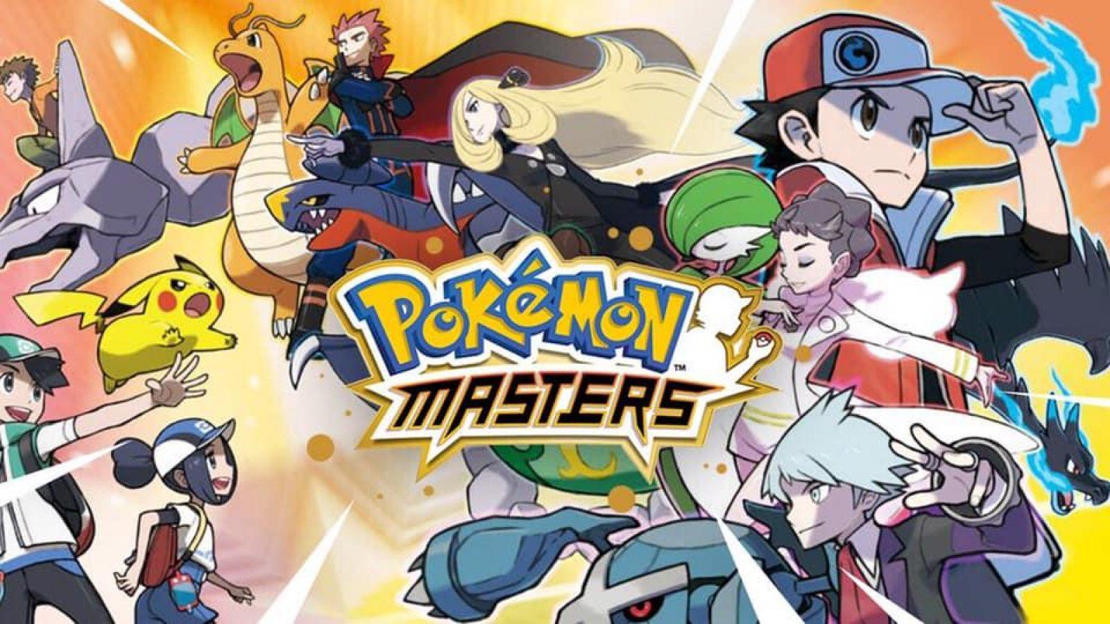 [Mobile] The Pokémon Company promete novas informações de Pokémon Masters nesta semana através de Livestream