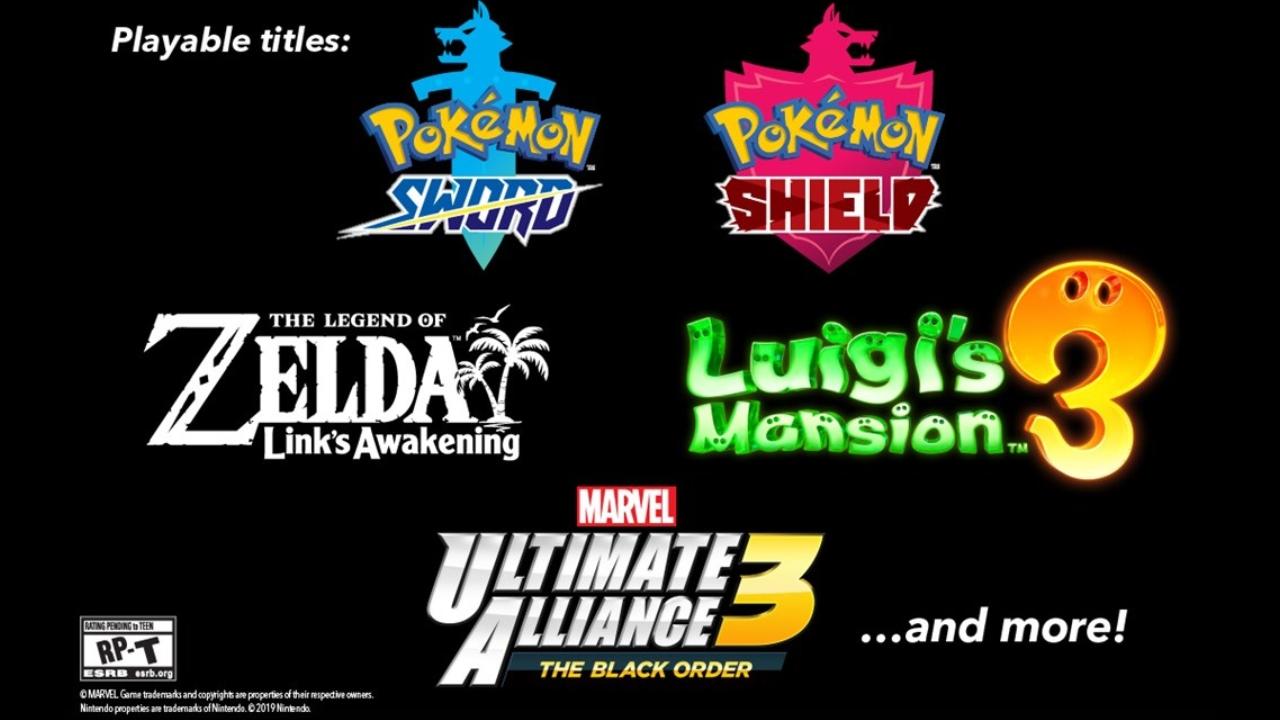 Nintendo detalha seus planos para a E3 2019 – Títulos jogáveis no evento e promoções na eShop