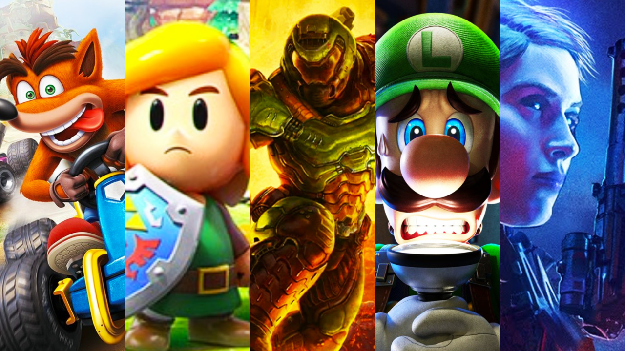 "Game Critics Awards – Revelado os nomeados para o ""Best of E3"""
