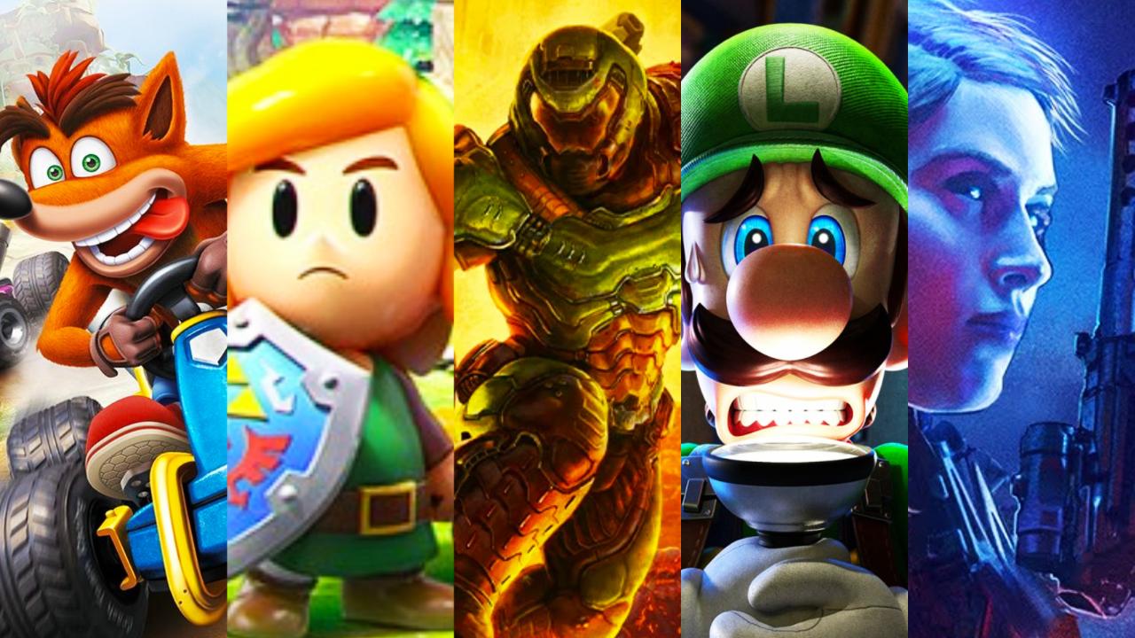 """Game Critics Awards – Revelado os nomeados para o """"Best of E3"""""""