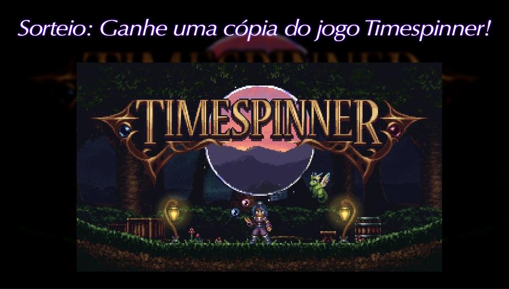 [Sorteio] Concorra a uma cópia do jogo Timespinner; REGRAS