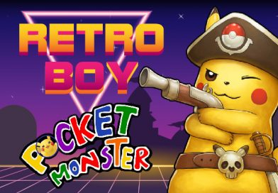 [RetroBoy] Pocket Monsters (Pokémon Bootleg)