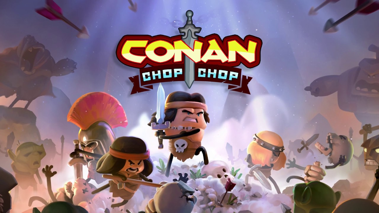 Conan Chop Chop é anunciado para o Nintendo Switch; Data de lançamento