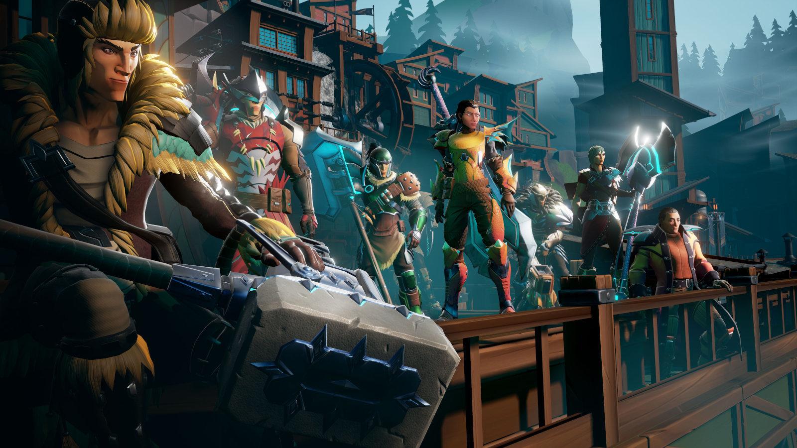 Iron Galaxy está trabalhando no port de Dauntless para o Nintendo Switch
