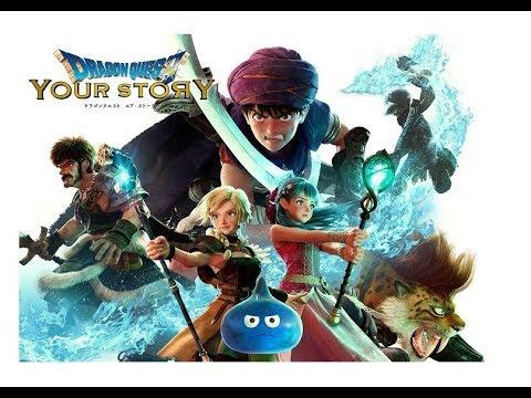 Filme Dragon Quest: Your Story ganha novo trailer; Confira