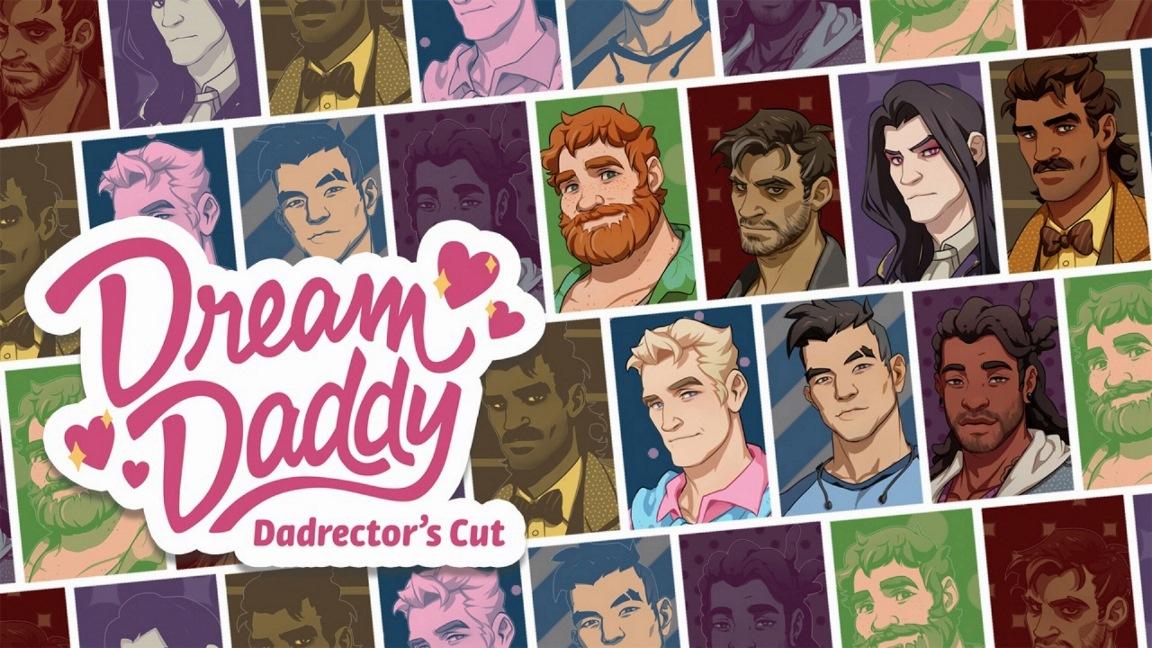 Jogo de aventura e simulação Dream Daddy: A Dad Dating Simulator chega no próximo mês no Nintendo Switch