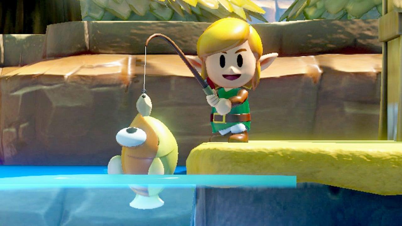 Grezzo é a responsável pelo remake de The Legend of Zelda: Link's Awakening