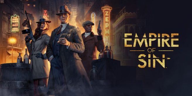 Paradox Interactive e John Romero Games anunciam Empire of Sin para o Nintendo Switch