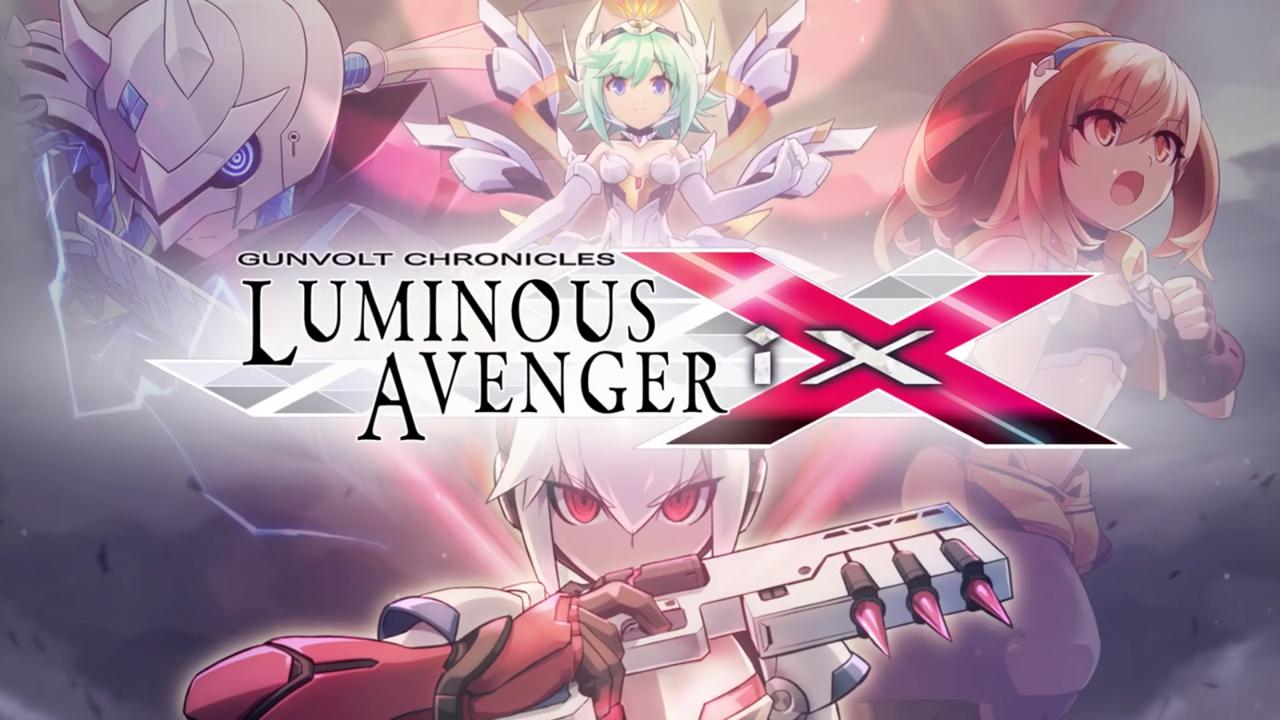 """Inti Creates fala sobre trazer Gunvolt Chronicles: Luminous Avenger iX fisicamente no Ocidente e dos planos para um possível """"Azure Striker Gunvolt 3"""""""