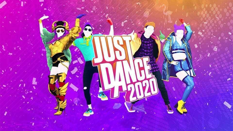 Ubisoft está feliz em lançar um último jogo para o Wii (Just Dance 2020)