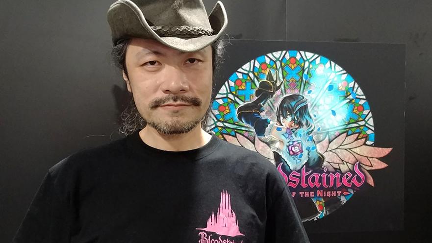 Koji Igarashi diz que voltaria a trabalhar em Castlevania se recebesse uma oferta da Konami