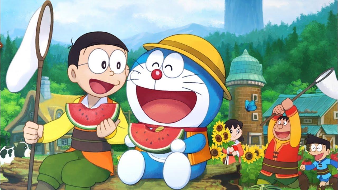 Japão: Doraemon Story of Seasons foi o jogo mais vendido na GEO na semana passada