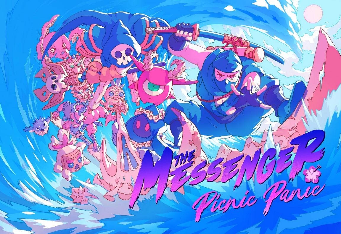 """The Messenger – DLC gratuita """"Picnic Panic"""" chega no próximo mês"""