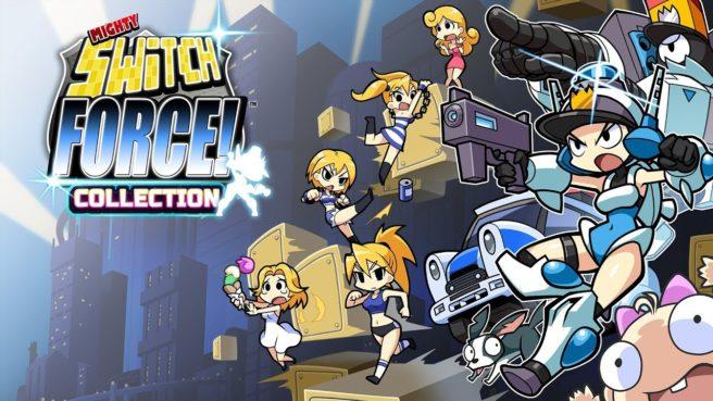 WayForward anuncia Mighty Switch Force! Collection para o Nintendo Switch