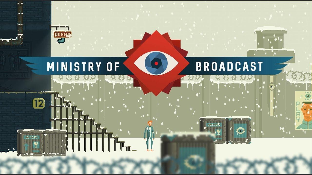 [Switch] Ministry of Broadcast ganhará edição física pela PM Studios