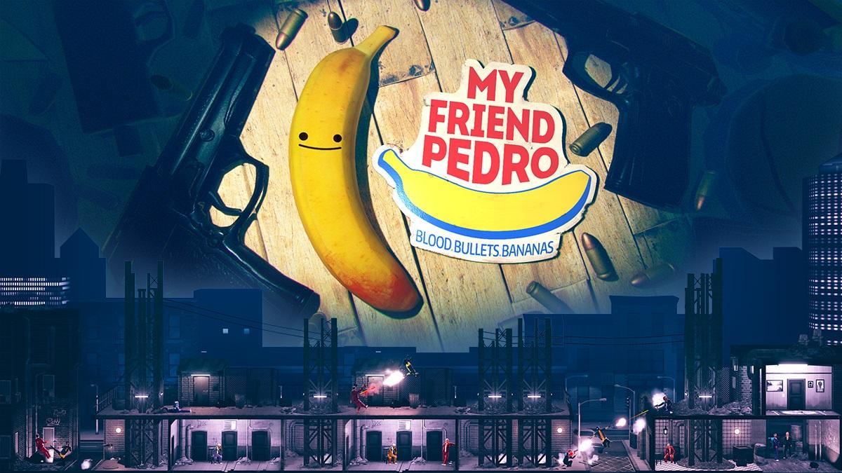 My Friend Pedro vendeu 250 mil cópias entre as plataformas Switch e PC na sua primeira semana