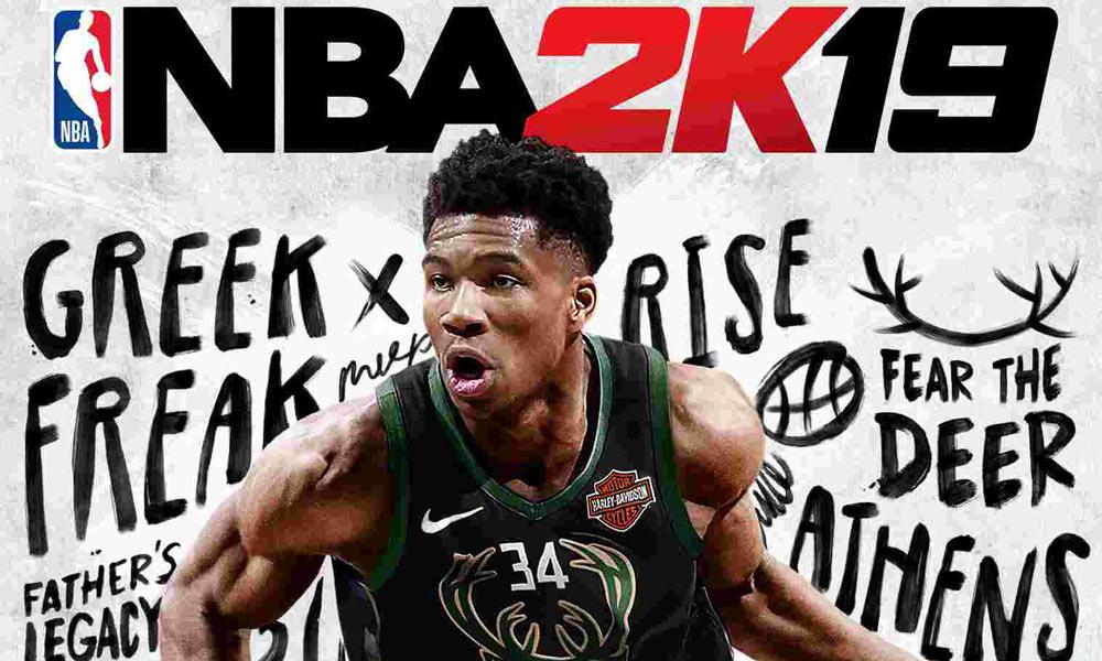 NBA 2K19 está custando $3 na eShop do Nintendo Switch
