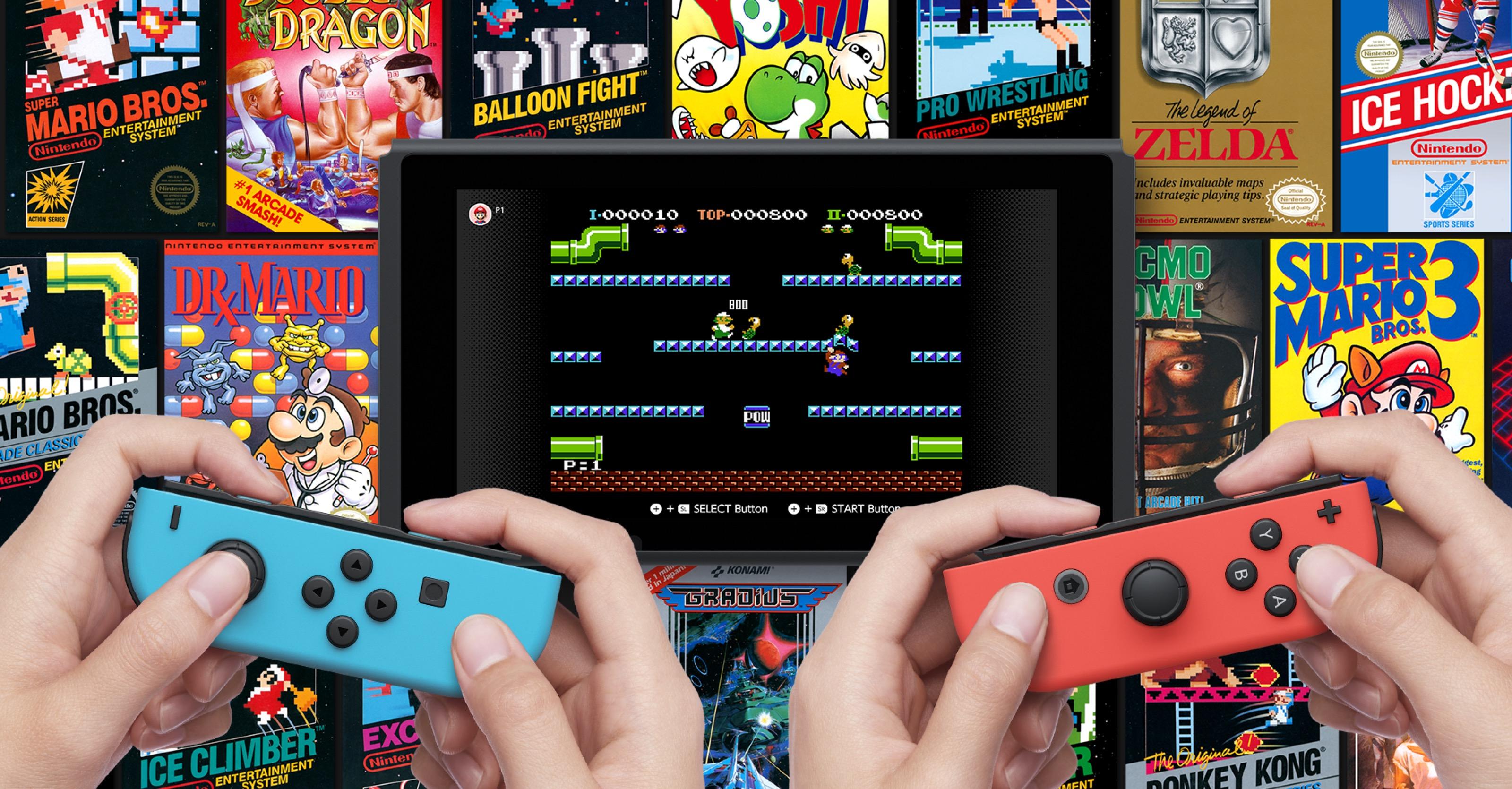 Nintendo Switch Online: Confira a lista com todos os jogos disponíveis até agora (Américas)