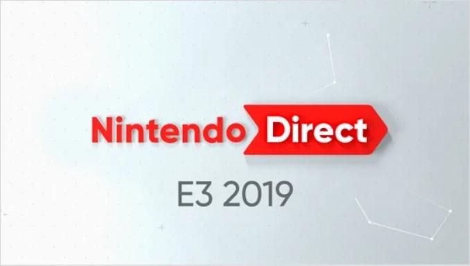 Nintendo Direct da E3 2019 confirmado oficialmente que terá 40 minutos de duração