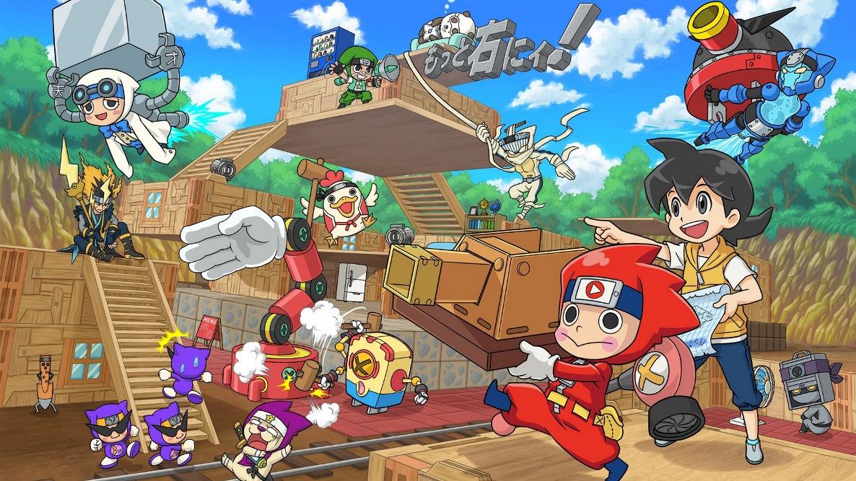 [Switch] Ninja Box chega em setembro no Japão