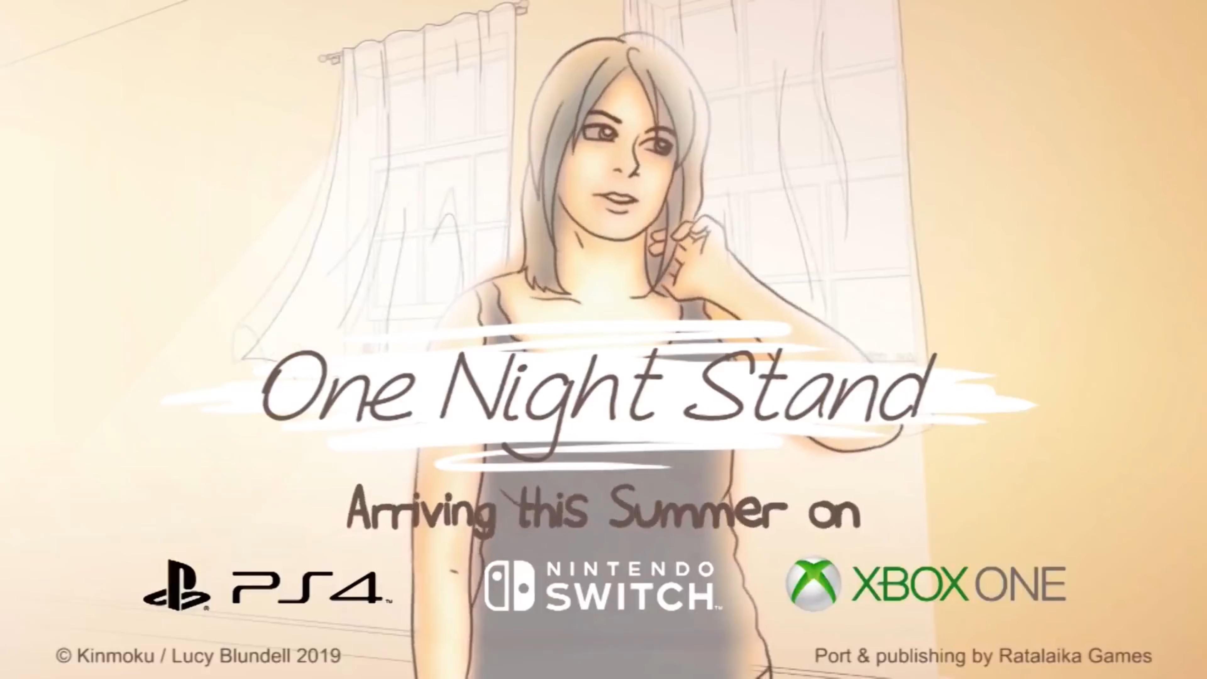 Ratalaika Games  anuncia a Visual Novel One Night Stand para o Nintendo Switch
