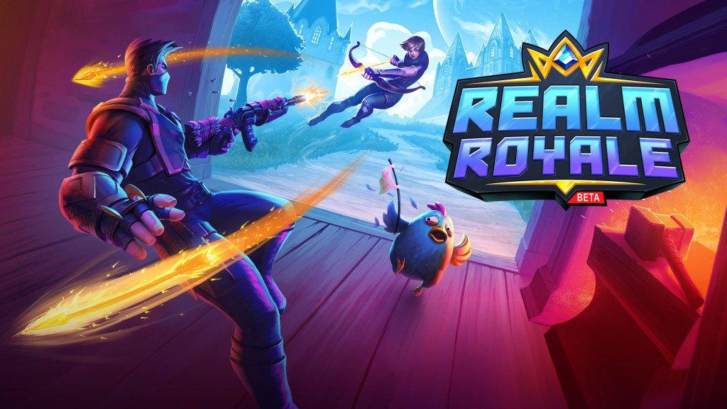 Versão Free-to-Play de Realm Royale já está disponível na eShop do Nintendo Switch